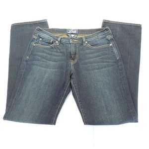 Lucky Brand Jeans - Lucky Brand dark wash Classic Rider Jeans 6